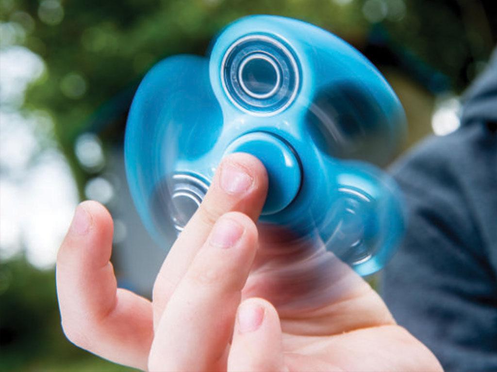 Razones para tener un Fidget Spinner