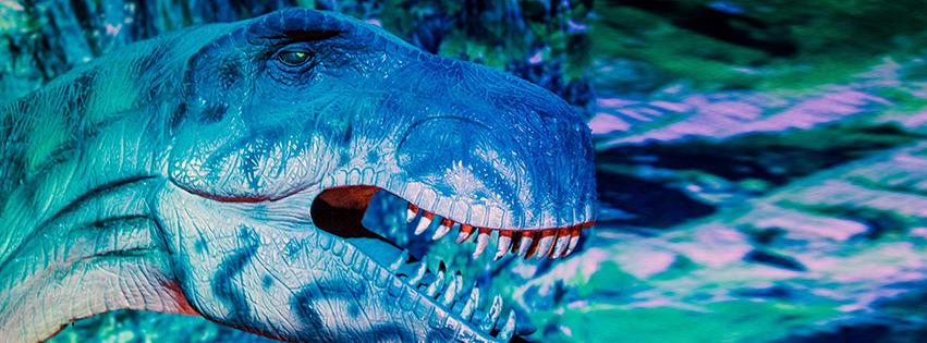 5 recomendaciones para tus hijos en agosto Dinosaurios Animatrónicos
