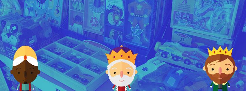 Día de Reyes Planetarium Juguetes
