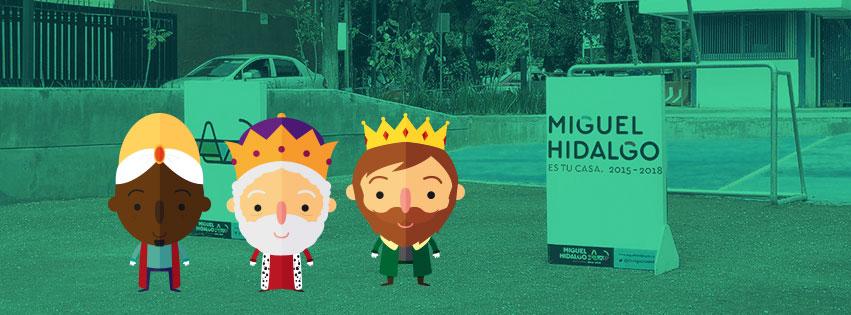 Día de Reyes en CDMX Policancha Infiltrante