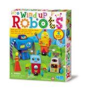Acaba los Robots