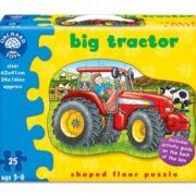 Rompecabezas big tractor