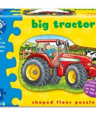 Rompecabezas Big Tractor 25 piezas Orchard Toys