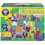 Rompecabezas de Alfabeto en Inglés Jumbo 26 piezas Orchard Toys