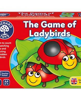 Juego de las Catarinas Orchard Toys