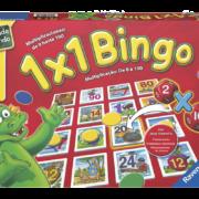 1×1 Bingo Juego de Mesa Ravensburger
