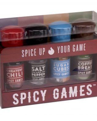Spicy Games Juego de Mesa Goliath