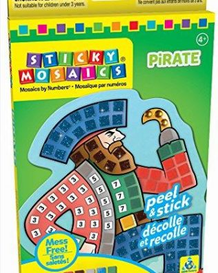 Sticky Mosaics Pirata Orb Factory
