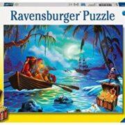 Rompecabezas Piratas Misión Nocturna 300 Piezas Ravensburger