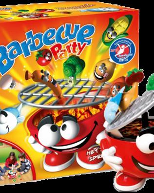 Barbecue Party Juego de Mesa Goliath