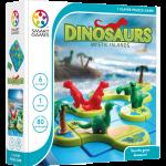 Juego de Lógica Dinosaurios Islas Misteriosas Smart Games