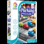 Juego de Lógica Parking Puzzle Smart Games