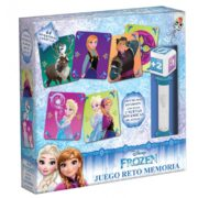 Juego Frozen Reto Memoria Disney Novelty