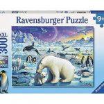 Rompecabezas Animales Polares 300 piezas Ravensburger