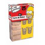 Juego de Mesa Torre de Beber The Simpsons Novelty