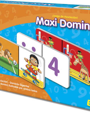 Maxi Dominó The Learning Journey