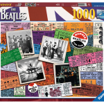 Rompecabezas The Beatles 1000 piezas Ravensburger