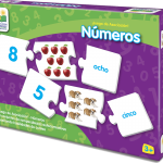 Números The Learning Journey