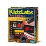 Ciencia de Espía – 4M