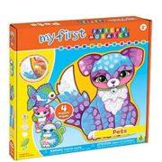 Sticky Mosaics Mascotas Orb Factory