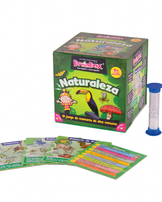 Brainbox de Naturaleza JEF