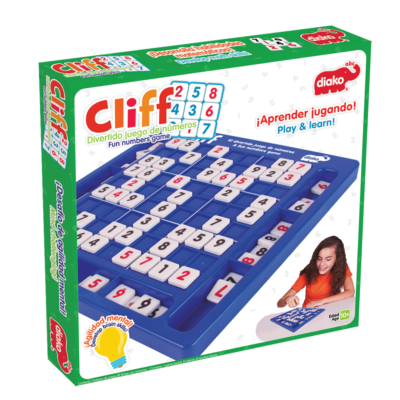 CLIFF (SUDOKU) - JEF