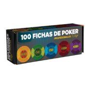 Fichas Profesionales de Poker Novelty
