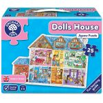 Rompecabezas Doll House Casa de Muñecas 25 piezas Orchard Toys