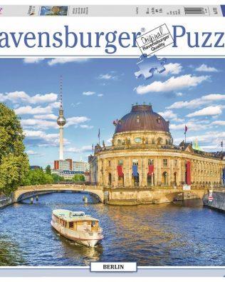 Rompecabezas Berlín 1000 piezas Ravensburger