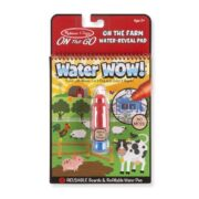 Pinta con Agua  Water Wow Granja Melissa and Doug