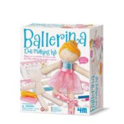 Haz tu muñeca bailarina