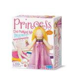 Haz Tu Propia Muñeca de Princesa – 4M