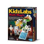 Matemáticas Mágicas – 4M