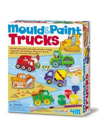 Moldea y Pinta Tractores – 4M