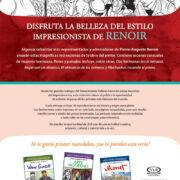 ARTE PARA COLOREAR DE RENOIR - V&R EDITORAS