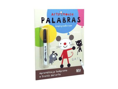 ARTY MOUSE PALABRAS - NOVELTY