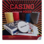 CASINO POKER - NOVELTY