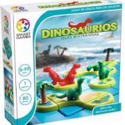 DINOSAURIOS ISLAS MISTERIOSAS (JUEGO DE LÒGICA) - SMART GAMES