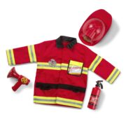 DISFRAZ DE BOMBERO - MELISSA AND DOUG