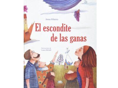 EL ESCONDITE DE LAS GANAS - V&R EDITORAS