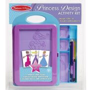 KIT DE DISEÑO DE PRINCESA - MELISSA AND DOUG