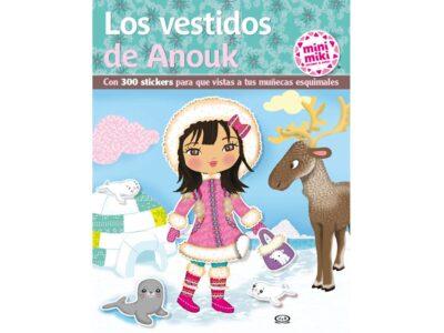 LOS VESTIDOS DE ANOUK - V&R EDITORAS