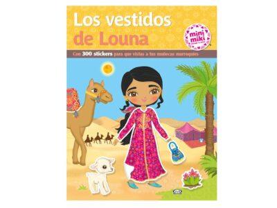 LOS VESTIDOS DE LOUNA - V&R EDITORAS
