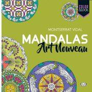 MANDALAS ART NOUVEAU - V&R EDITORAS