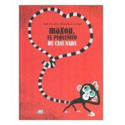 MAXOU EL PEQUEÑITO DE CASI NADA - V&R EDITORAS