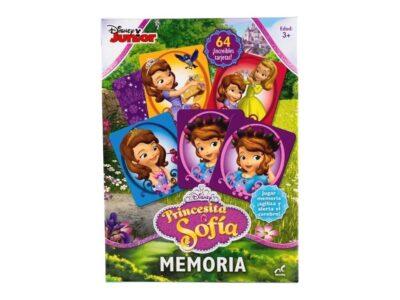 MEMORIA PRINCESITA SOFÍA - NOVELTY