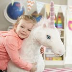 Peluche Gigante de Unicornio – Melissa And Doug