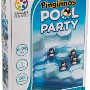 PINGÜINOS POOL PARTY (JUEGO DE LÒGICA) - SMART GAMES