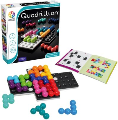 QUADRILLION (JUEGO DE LÒGICA) - SMART GAMES