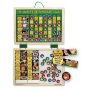TABLERO MAGNETICO DE RESPONSABILIDADES - MELISSA AND DOUG